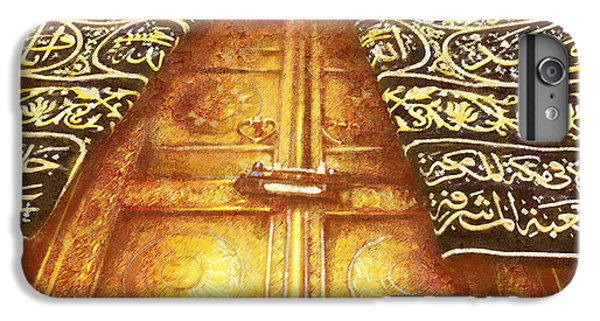 Islamic Painting 008 IPhone 6 Plus Case by Catf