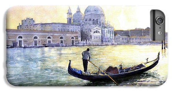 City Scenes iPhone 6 Plus Case - Italy Venice Morning by Yuriy Shevchuk