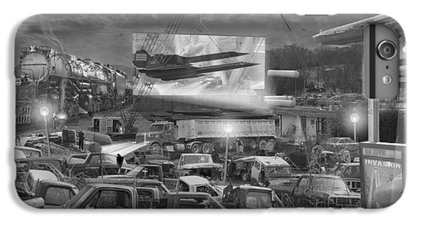 It's A Disposable World  IPhone 6 Plus Case by Mike McGlothlen