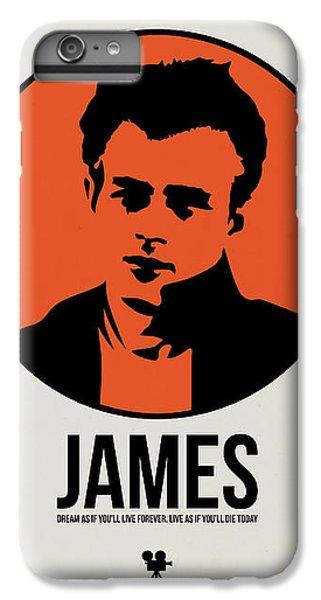 James Poster 1 IPhone 6 Plus Case by Naxart Studio