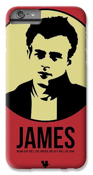 James Poster 2 IPhone 6 Plus Case by Naxart Studio