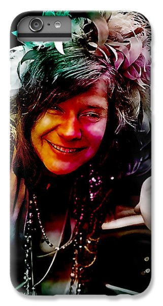 Janis Joplin IPhone 6 Plus Case