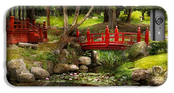 Japanese Garden - Meditation IPhone 6 Plus Case