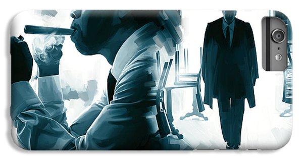 Jay-z Artwork 3 IPhone 6 Plus Case by Sheraz A