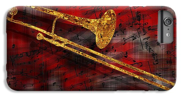 Jazz Trombone IPhone 6 Plus Case
