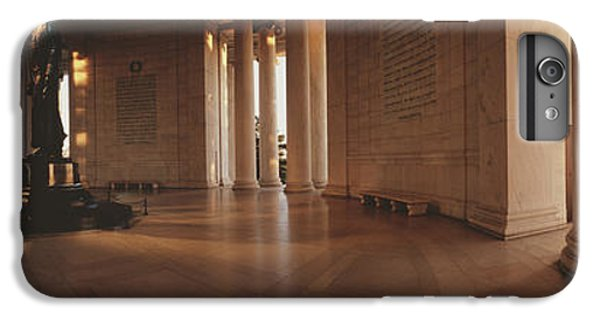 Jefferson Memorial Washington Dc Usa IPhone 6 Plus Case by Panoramic Images