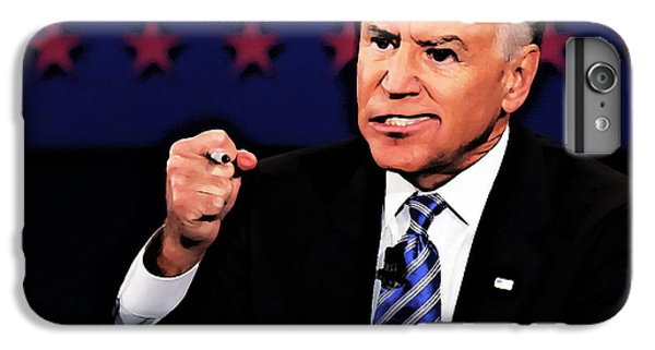 Joe Bidencaricature IPhone 6 Plus Case by Anthony Caruso