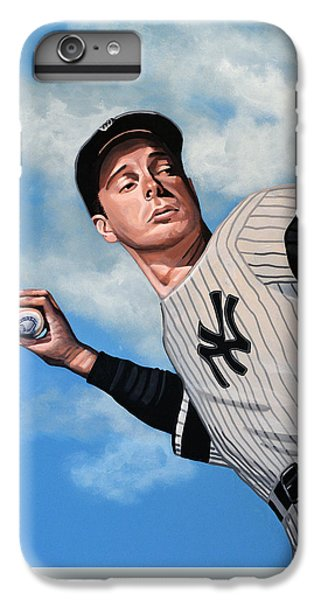 Joe Dimaggio IPhone 6 Plus Case