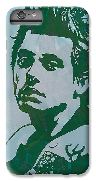 John Mayer - Pop Stylised Art Sketch Poster IPhone 6 Plus Case by Kim Wang