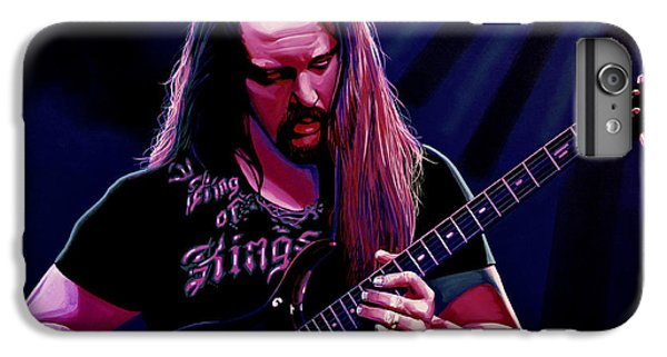 John Petrucci Painting IPhone 6 Plus Case