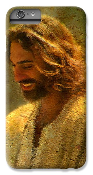 Christ iPhone 6 Plus Case - Joy Of The Lord by Greg Olsen