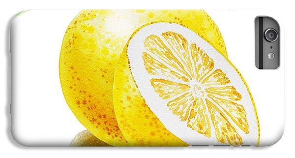 Juicy Grapefruit IPhone 6 Plus Case by Irina Sztukowski