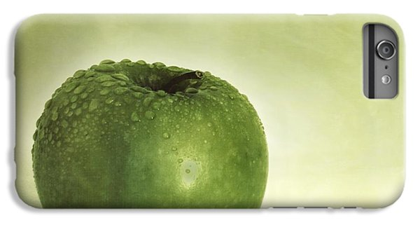 Just Green IPhone 6 Plus Case by Priska Wettstein