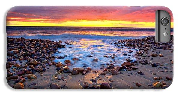 Beach iPhone 6 Plus Case - Karrara Sunset by Bill  Robinson