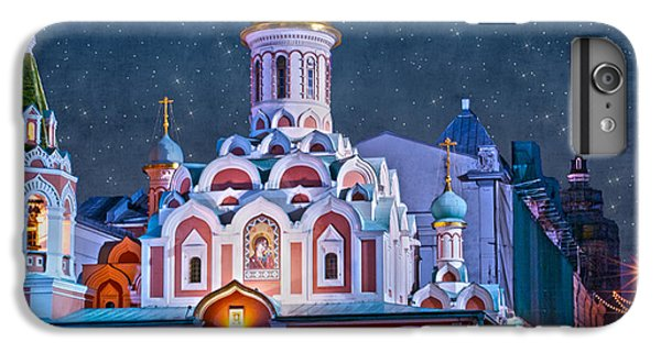 Kazan Cathedral. Red Square. Moscow Russia IPhone 6 Plus Case by Juli Scalzi