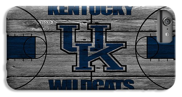 Kentucky Wildcats IPhone 6 Plus Case by Joe Hamilton