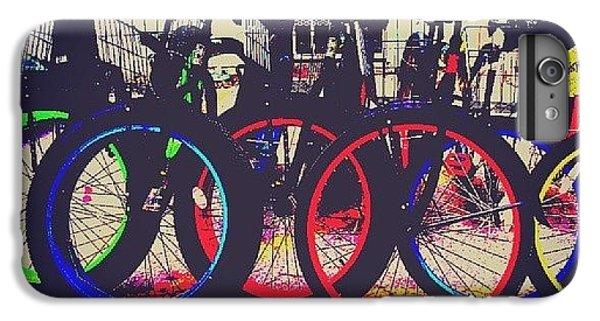 Decorative iPhone 6 Plus Case - Key West Bikes For Rent by Dani Hoy