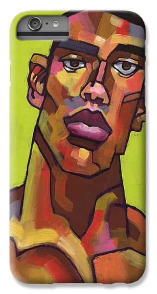 Portraits iPhone 6 Plus Case - Killer Joe by Douglas Simonson