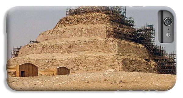 King Djoser The Great Of Saqqara IPhone 6 Plus Case by Anthony Baatz