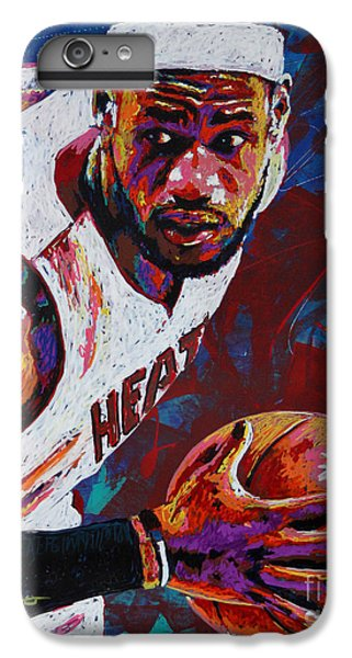 King James IPhone 6 Plus Case
