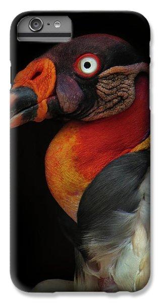 Condor iPhone 6 Plus Case - King Vulture-sarcoramphus Papa by Ferdinando Valverde