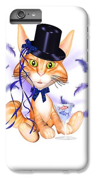 Kitticat Party Design IPhone 6 Plus Case