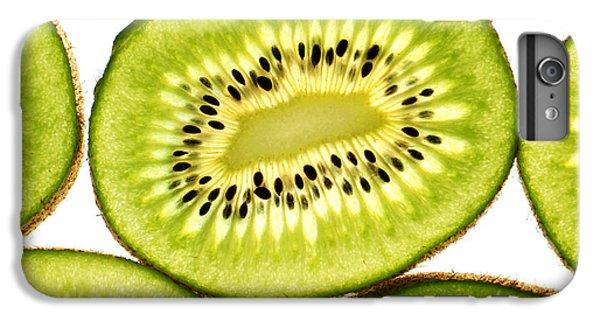 Kiwi Fruit IIi IPhone 6 Plus Case by Paul Ge
