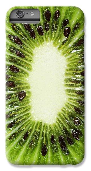 Kiwi Slice IPhone 6 Plus Case by Chris Knorr