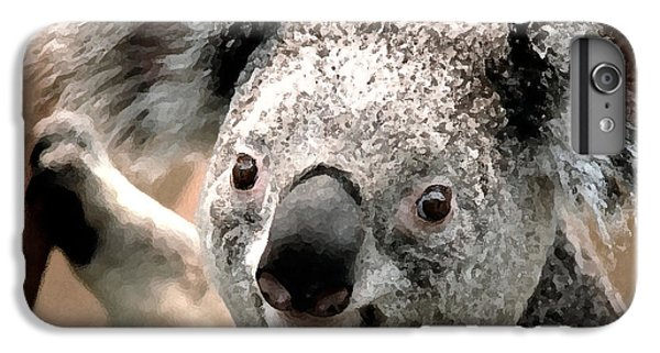 Koala Bear IPhone 6 Plus Case