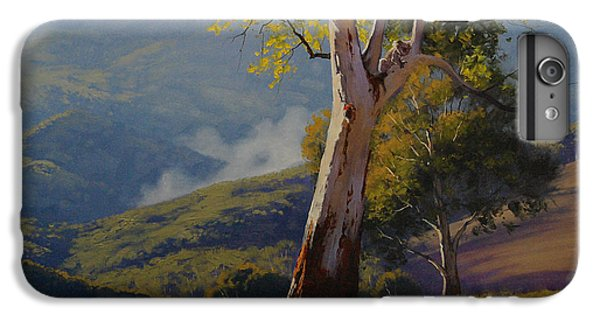 Koala In The Tree IPhone 6 Plus Case by Graham Gercken