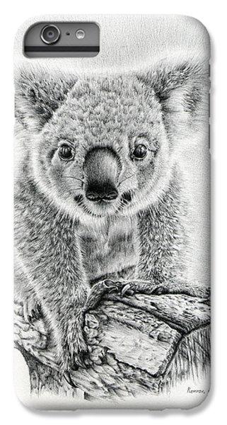 Koala Oxley Twinkles IPhone 6 Plus Case