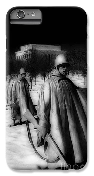 Korean Memorial IPhone 6 Plus Case by Skip Willits