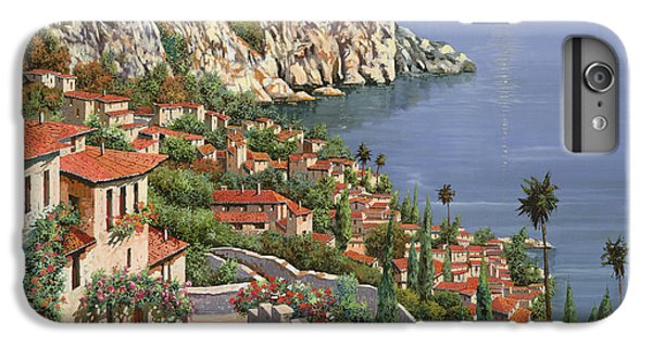 Landscape iPhone 6 Plus Case - La Costa by Guido Borelli