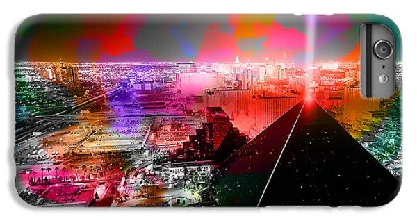 Las Vegas Skyline  IPhone 6 Plus Case by Marvin Blaine