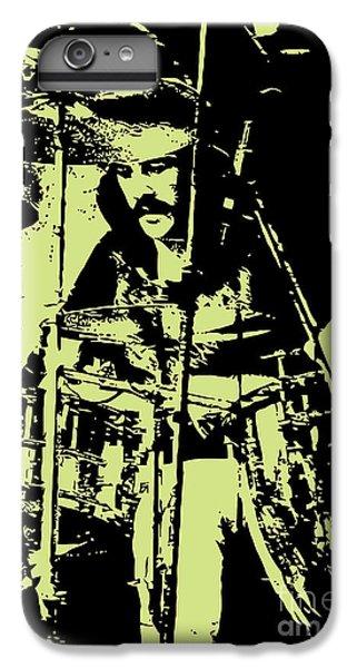 Drum iPhone 6 Plus Case - Led Zeppelin No.05 by Geek N Rock