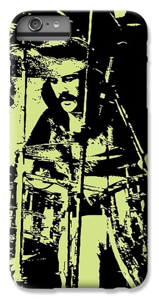 Led Zeppelin No.05 IPhone 6 Plus Case by Caio Caldas