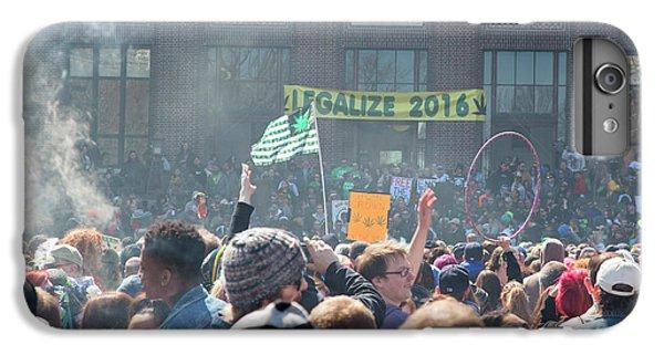Legalisation Of Marijuana IPhone 6 Plus Case
