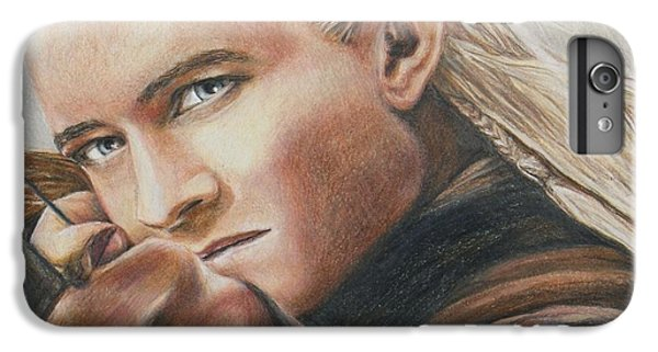 Legolas / Orlando Bloom IPhone 6 Plus Case