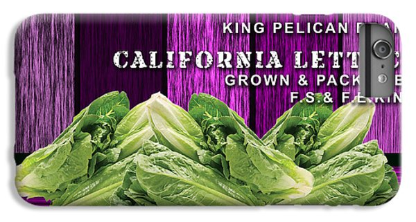 Lettuce Farm IPhone 6 Plus Case