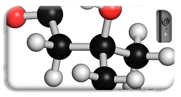 Leucine Metabolite Molecule IPhone 6 Plus Case by Molekuul