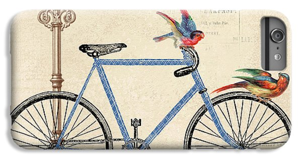 Transportation iPhone 6 Plus Case - Life Is A Beautiful Ride by Jean Plout