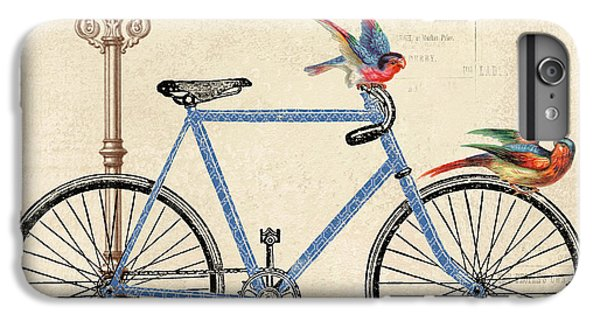 Life Is A Beautiful Ride IPhone 6 Plus Case by Jean Plout