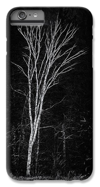 Life's A Birch No.2 IPhone 6 Plus Case by Mark Myhaver