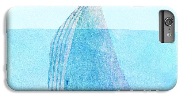 Blue iPhone 6 Plus Case - Lift by Eric Fan