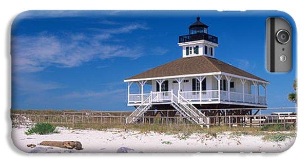 Lighthouse On The Beach, Port Boca IPhone 6 Plus Case