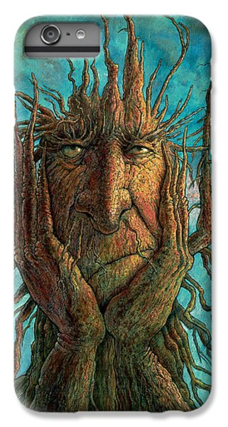 Fantasy iPhone 6 Plus Case - Lightninghead by Frank Robert Dixon