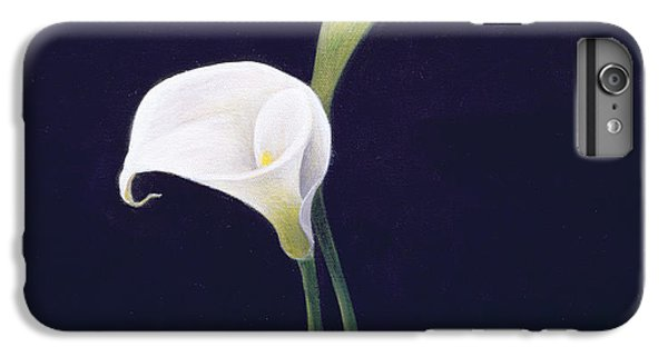 Lily iPhone 6 Plus Case - Lily by Lincoln Seligman