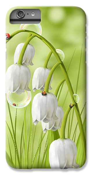 Lily Of The Valley IPhone 6 Plus Case