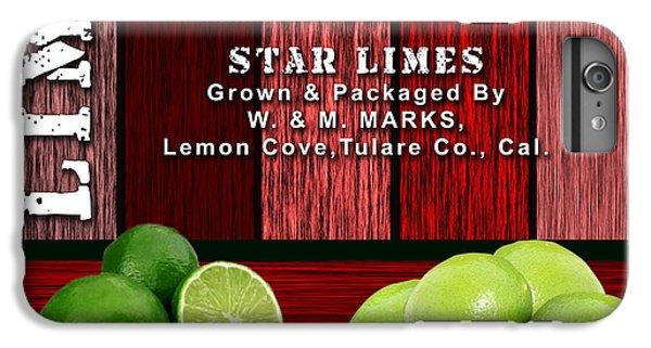 Lime Farm IPhone 6 Plus Case