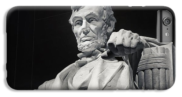 Lincoln Memorial iPhone 6 Plus Case - Lincoln by Joan Carroll
